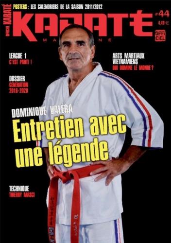 Dominique Valera Karate Club Valais Sion Suisse Switzerland Ecole Olivier Knupfer 7e Dan
